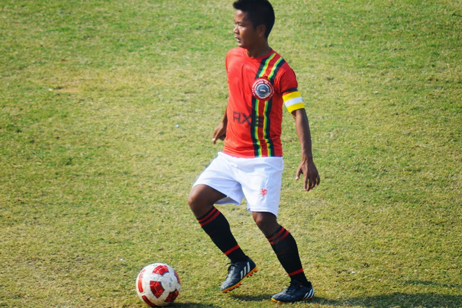 Tamchon Day-5 : SSPP 1-0 Wung United FC