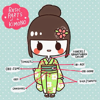 Crazy and Kawaii Desu,cute, dress, fabric, Folclore Japonês, hair, Inuyasha, Kawaii Desu, Kawaii outfits, Kimono, Moda Kawaii,
