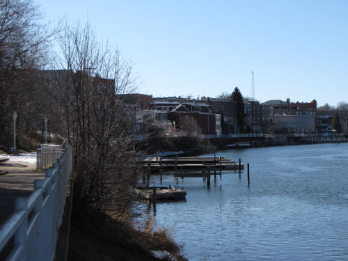 Manistee Riverwalk