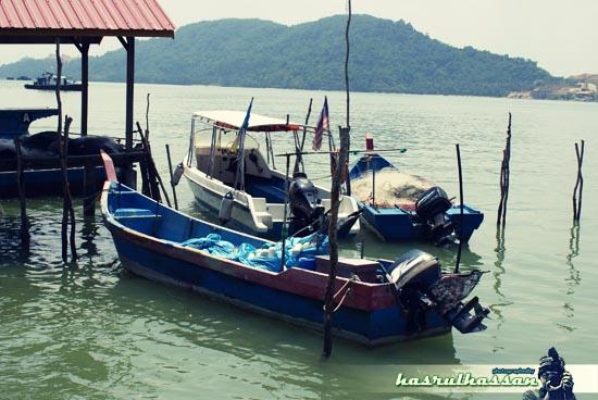 Terlajar Perahu