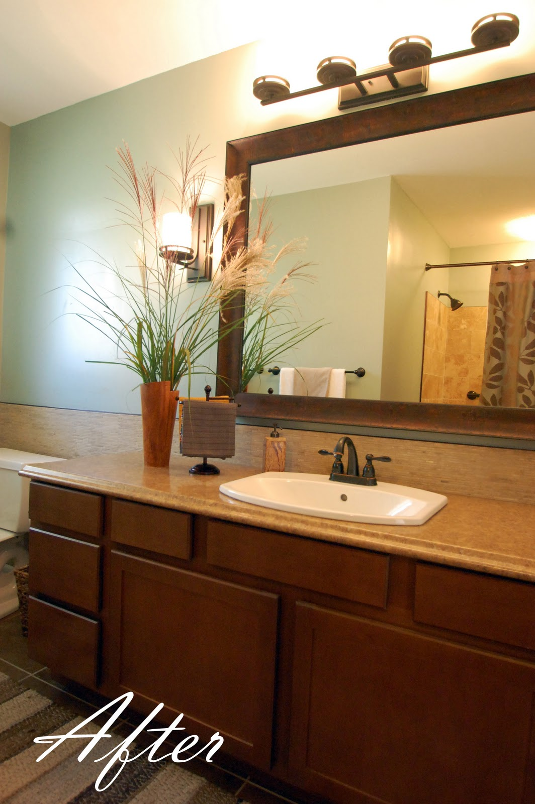Happyroost Interiors: Bathroom Renovation: Before and After