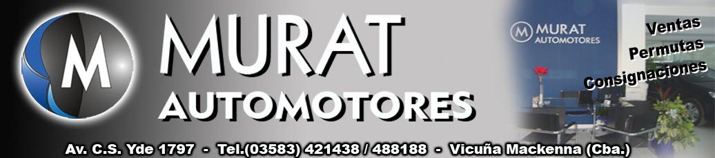 MURAT AUTOMOTORES