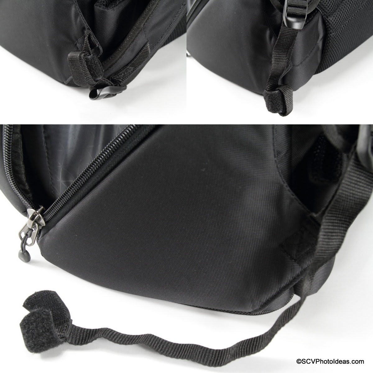 Case Logic DSB-103 shoulder strap extension details