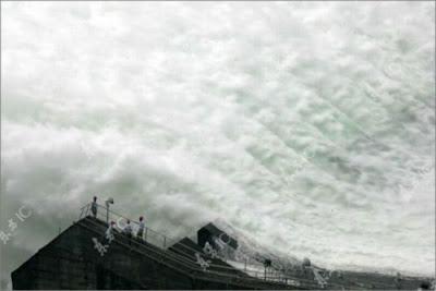 الصين تطلق العنان لمياه سد الخوانق الثلاثة-منتهى