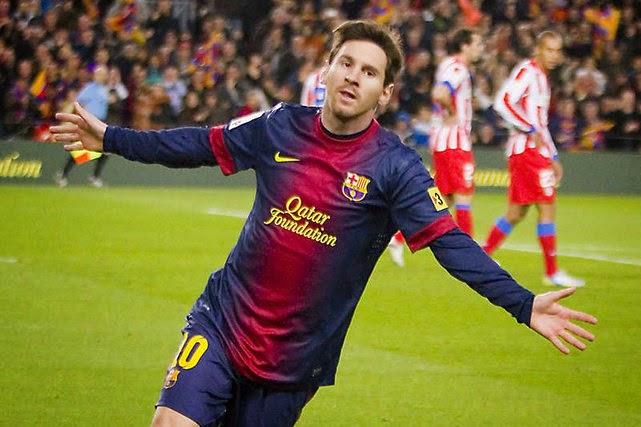 Poker Online : Bursa Transfer Manchester City Rayu Messi dengan 3,8 Triliun