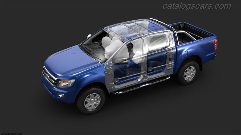 صور سيارة فورد رينجر 2014 - اجمل خلفيات صور عربية فورد رينجر 2014 - Ford Ranger Photos Ford-Ranger-2012-11.jpg