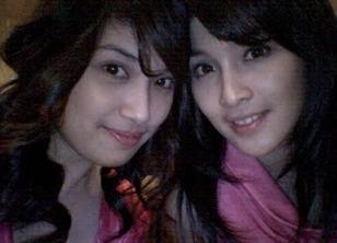 foto cantik kartika dewi adiknya sandra dewi bochorblog