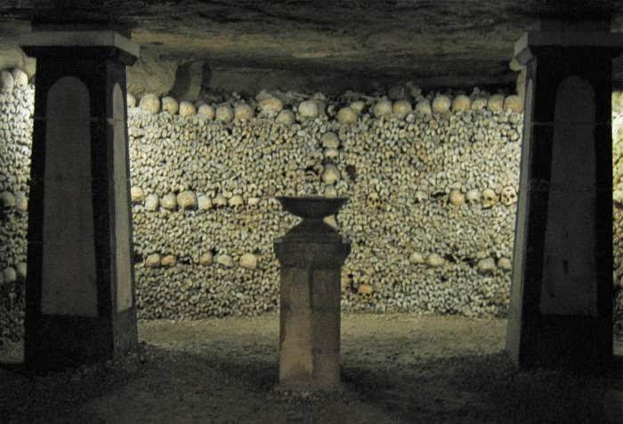 yeraltı mezarlığı