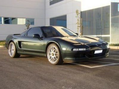 The world sports cars: acura nsx for sale in california