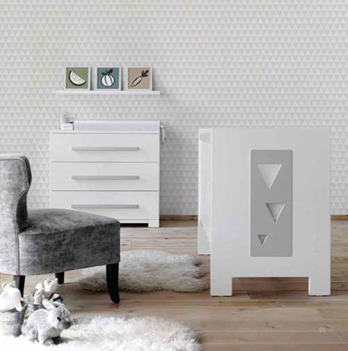 Cucutrás: Nueva colección de muebles para el bebé de Takata