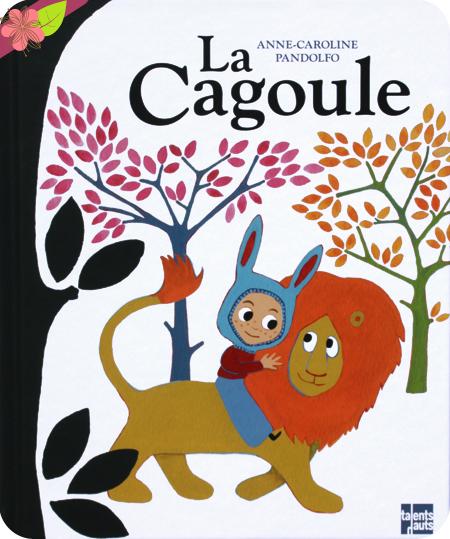 La Cagoule d'Anne-Caroline Pandolfo - éditions Talents Hauts