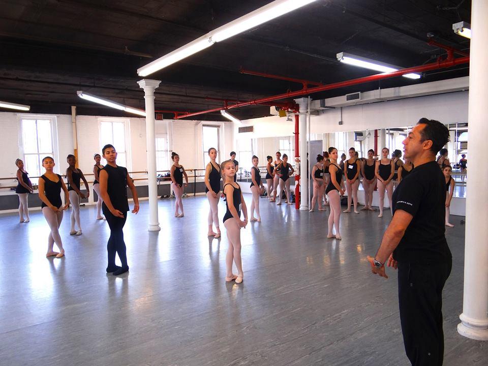 Joffrey Ballet School