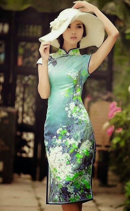 Ảnh gái xinh mỹ nhân Trung Quốc khoe sắc 11