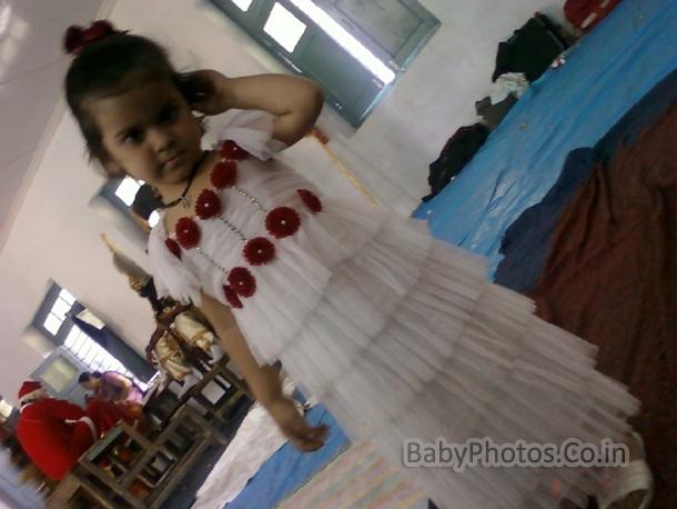 Beautiful indian baby photos 12