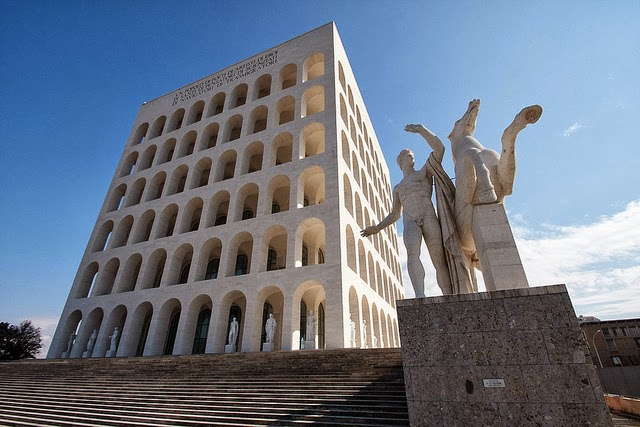 Modern Architecture Rome modern architecture & design tours in rome | andiamo dmc italy