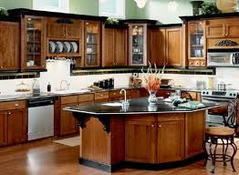 Exotic Kitchen Cabinets Design
