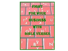How to Fight for your Business with Bible Verses