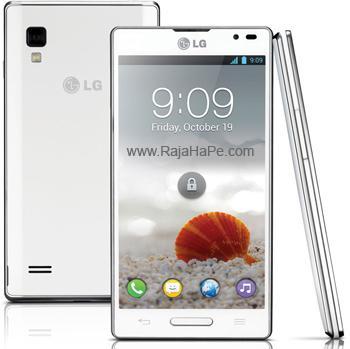 Spesifikasi Dan Harga HP LG Optimus L9 P760