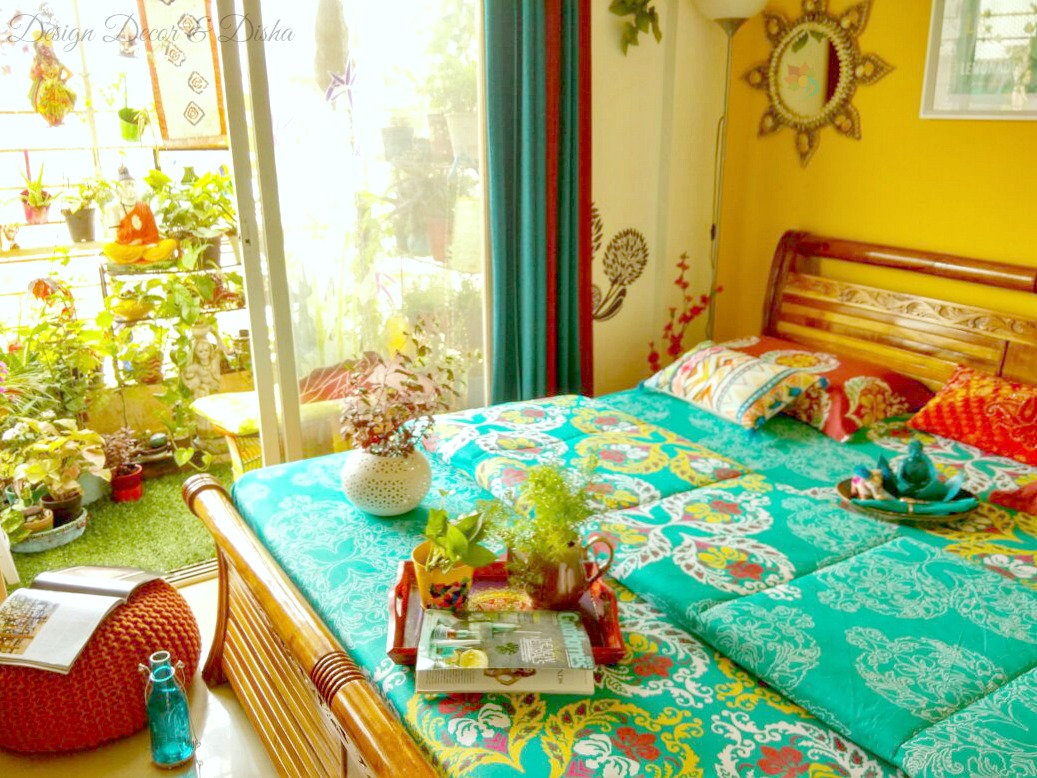 Design decor disha an indian design decor blog home for Bedroom decorating ideas india