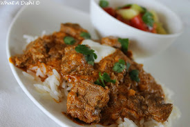 Rogan Josh (Kashmiri Red Curry)