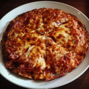pizza kayu bakar