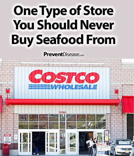 Why You Should Never Buy Seafood From Big-Box Superstore
