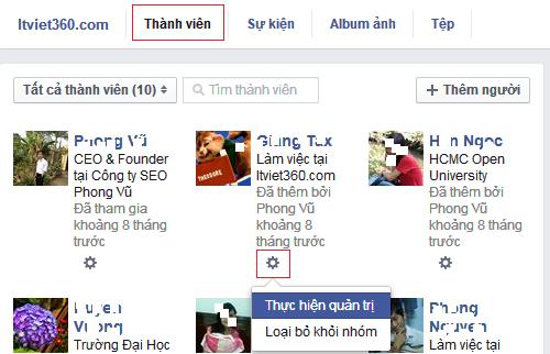Cách thêm Admin cho nhóm (Group) trên Facebook (FB)