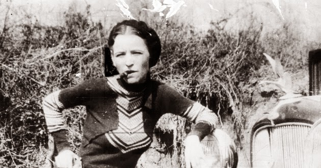 vintage everyday  bonnie parker  of bonnie and clyde fame