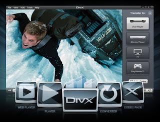 DivX Player screen shot
