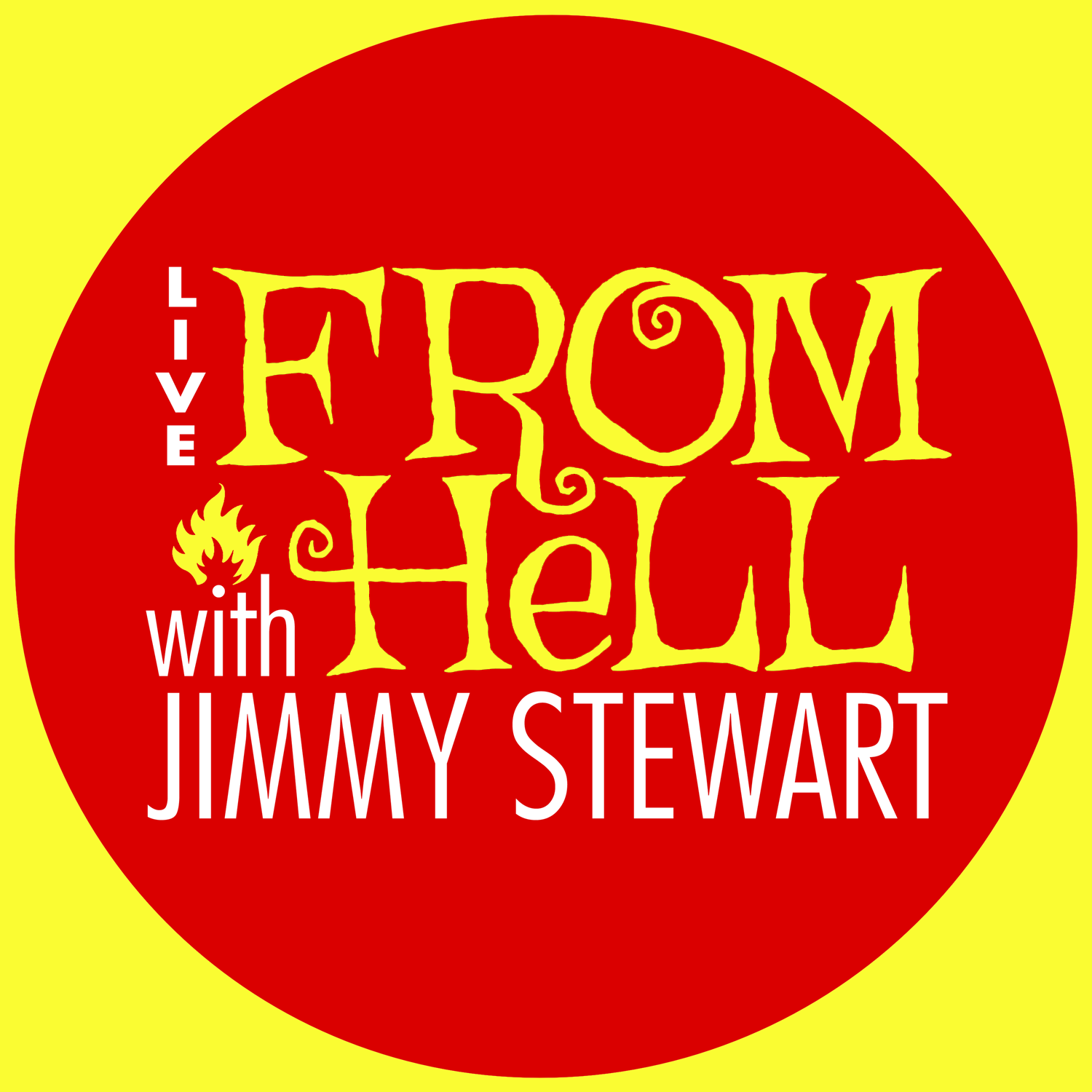 Live from Hell with Jimmy Stewart