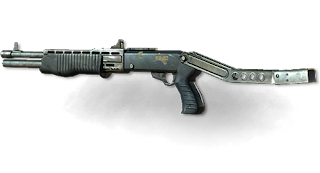 SPAS-12 - Modern Warfare 3 Weapons