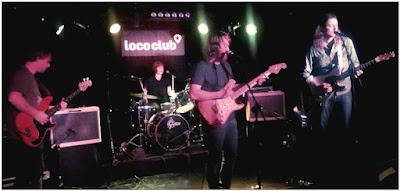 THE PARSON RED HEADS + DOUG PASLEY Loco Club, Valencia 4