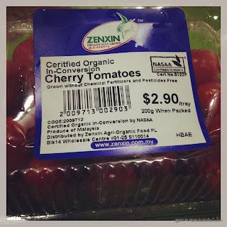Organic tomato from zenxin