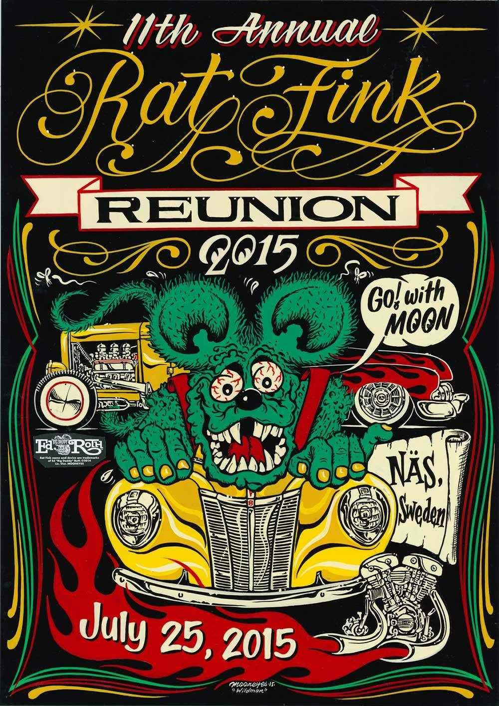 Rat Fink Reunion...