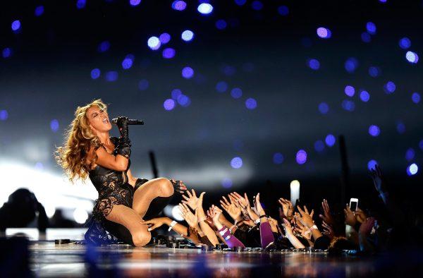 Show de Beyoncé au super bawl 2013