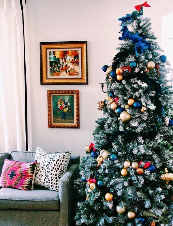 Christmas Tree Pics Decorated