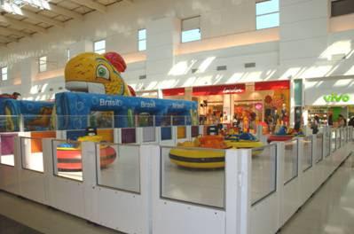 Atrações infantis animam as férias da garotada no Shopping Grande Rio