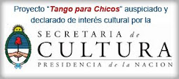 Proyecto auspiciado y declarado de interés cultural por la Secretaría de Cultura