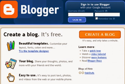 seo tips for blogspot bloggers