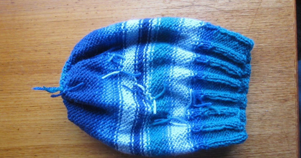 Karn Knits: Finished Hat Info for Buyers