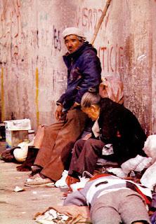 pobreza en el mundo