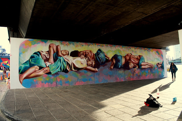 The 10 Most Popular Street Art Murals Of September 2013 el marian