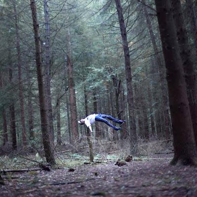 """Dreamer"""" (Sonhador) é uma série de fotografias de Louis Lander Deacon"""