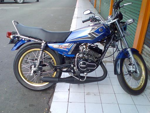 terbaru modifikasi motor rx king cobra
