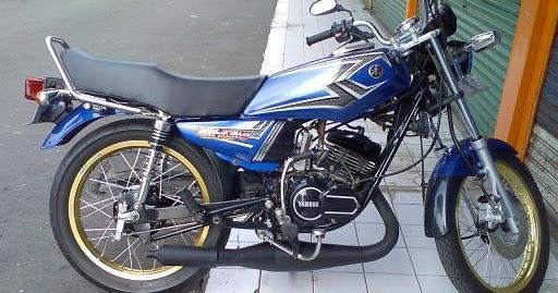 Jual Sepeda Motor Honda Cb 200