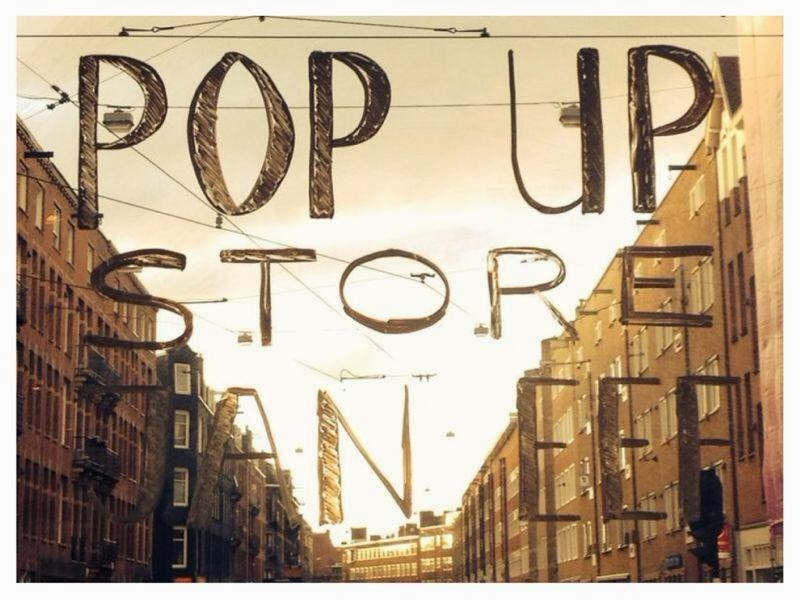 pop up store jan eef Amsterdam