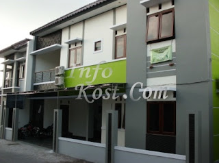 kost exclusive pogung jogja