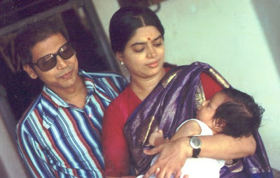 Srikanth mother and father
