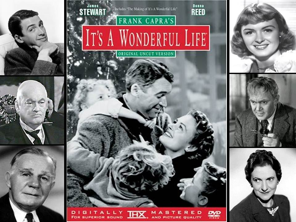 My Life My Adventure Synopsis Of It 39 S A Wonderful Life 1946