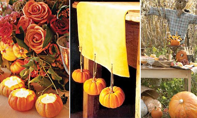 Autumn Wedding Decorations9